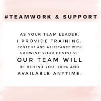 Teamwork & Support